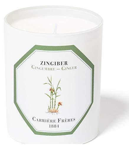 Carriere Freres Candle Zingiber - Ginger 6.5 oz.