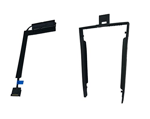 Hard Driver HDD Cable Connector + Caddy/Enclosure Bay For Lenovo ThinkPad P50 Secondary HDD Right Side (Lenovo Thinkpad Mobile Workstation Storage Kit)