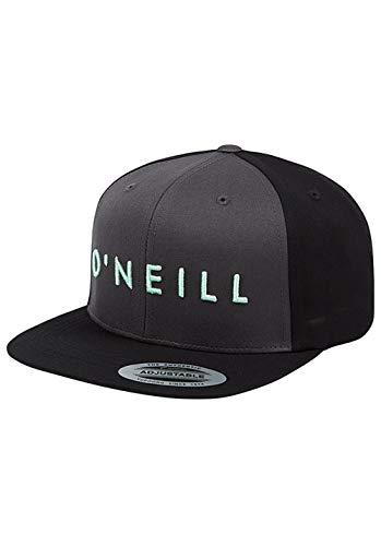 O'Neill - Gorra de béisbol para hombre – Yambao – gris oscuro