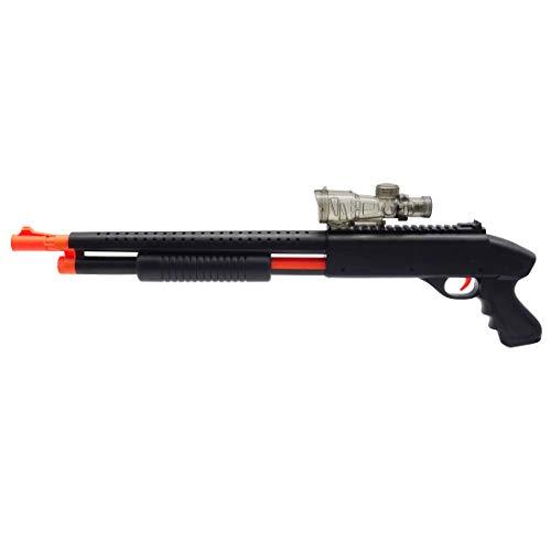 Rayline Shotgun Rifle M07-1 Water Gun Wasserpistole 64cm Gewehr Spielzeug Wasserkugeln Schaumstoff 20m Eva