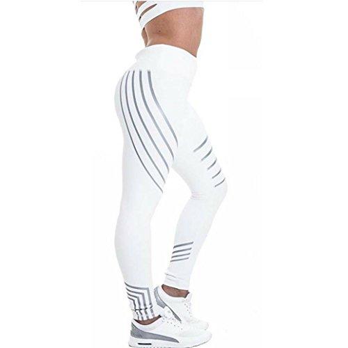 HOMEBABY Women's Mesh Leggings - Dames Yoga Sport Workout Gym Fitness Oefening Jumpsuit Atletische Skinny Leggings Meisjes Slim Running Kleding Fitness Stretch Broek