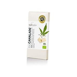 Canalade® White - Weiße Hanfschokolade 100g Hanf & Natur