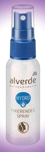 alverde NATURKOSMETIK Fixierendes Spray, 50 ml