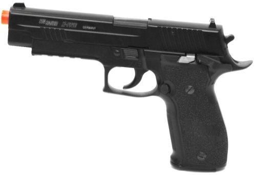 Sig Sauer P226 X-Five CO2 Blowback Tactical Airsoft Pistol, Black
