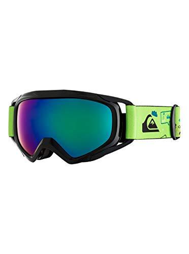 Quiksilver Eagle - Masque de Ski/Snowboard - Garçon Enfant 8-16 Ans