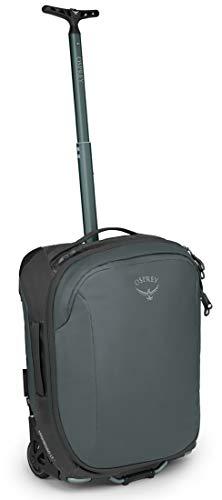 Osprey Unisex's Rolling Transporter Global Carry-On 30 Wheeled Luggage, Pointbreak Grey, O/S