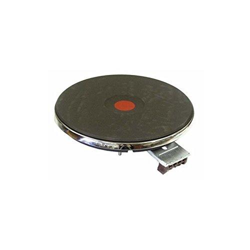 Indesit Montageplatte EGO Schnelle Ø1451500W 8mm für Kochfeld Indesit