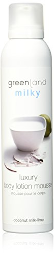 Greenland Body Lotion Mousse Coconut Milk- Lime