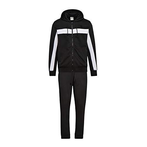 Diadora - Tuta HD FZ Cuff Suit Brushed FL per Uomo (EU M)