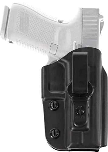 Galco Triton Kydex IWB Holster for Springfield XD 9/40 4-Inch (Black, Right-Hand)