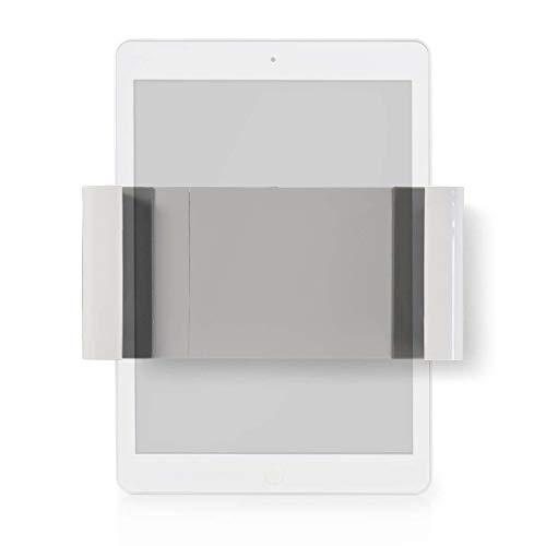 NEDIS Supporto per Tablet | 7-12  | Fisso | Applicazione: Parete Grigio Bianco