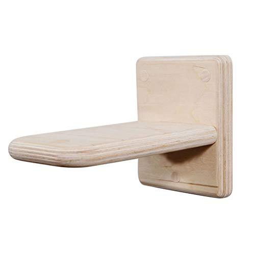 Estantería de pared para gatos de madera, escalones de madera, escalera para gatos