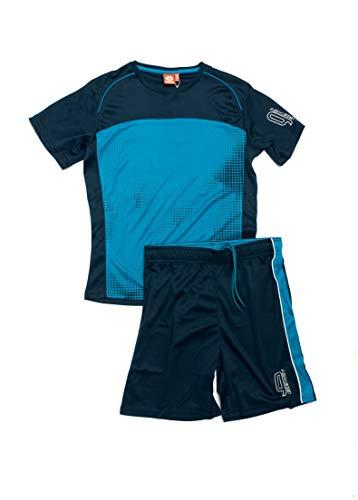 ALPHADVENTURE Go&Win Conjunto Deportivo Regall Jr Niño Azul Talla 14 años