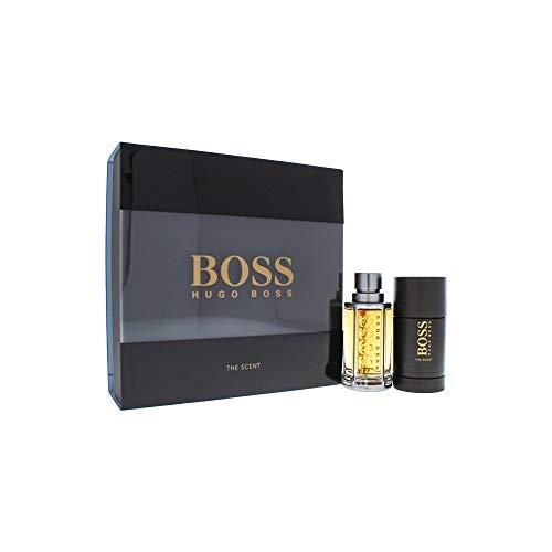 Hugo Boss Boss The Scent Gift Set 50ml EDT Spray + 75ml Deodorant Stick