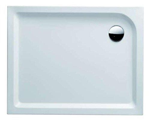 Keramag Duschwanne iCon 100x80cm weiß(alpin)