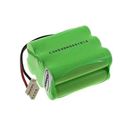 Powery Batterie Rechargeable pour Dirt Devil Evo M678, 7,2V, NiMH [ Batterie pour Robot aspirateur ]