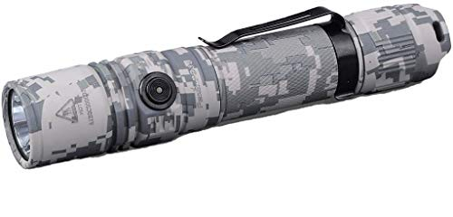 Fenix by Benture Fenix PD35 V2.0 UPC Digital Camo Versión IP68 Linterna Flash Light 1000 lúmenes, Unisex-Adult, Small