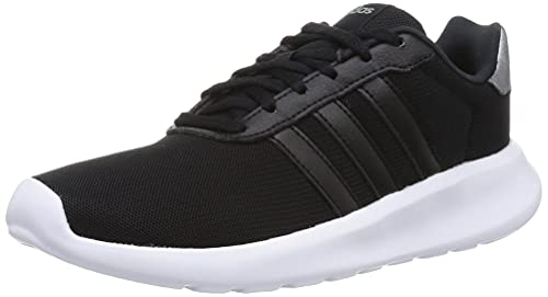 adidas Lite Racer 3.0, Zapatillas de Running Mujer, NEGBÁS/NEGBÁS/HIEMET, 40 EU