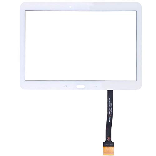 LCD-scherm, tablet pc repareren delen van Touch Panel Scree Display Flex kabel voor Samsung Galaxy Tab 4 10.1 / T530 / T531 / T535, Kleur: wit