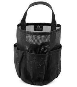 Fantastic Prices! 1 X The Original Mesh Shower Bag for Dorm & Gym, Black, by Saltwater Canvas LLC