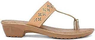 BATA Women's Payla Laser Tr. Fashion Slippers