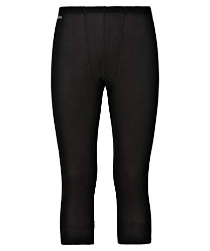 Odlo BL Bottom 3/4 Active Warm Bottom Homme Black FR: XL (Taille Fabricant: XL)