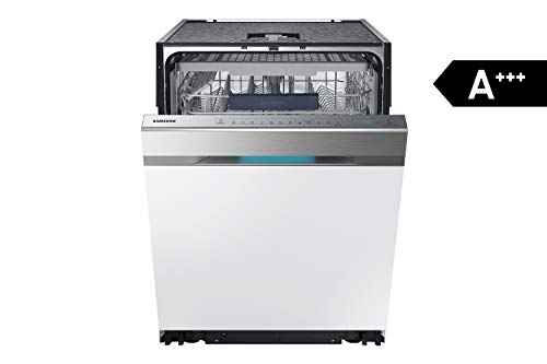 Samsung DW60M9550SS/EG Geschirrspüler Teilintegriert/ 59,8 cm /WaterWall Technologie/ZoneBooster+