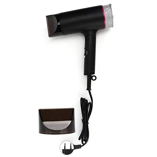 Secador de aire ajustable, secador de pelo eléctrico multifunción de secado rápido y ahorro de energía, lavado para el hogar(220V, European standard)
