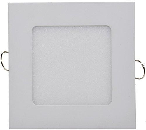 LED Luz de pared para pantalla techo empotrable I Rectangular 12–30cm I...