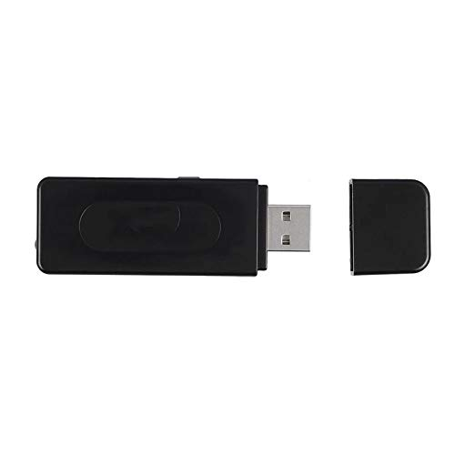 Unidad Flash USB Formato Digital Radio Receptor Digital Audio Broadcast U Disco de reproducción for el Coche (sólo for los países Que han Dab señal) para PC/Laptop/Almacenamiento Y Respaldo