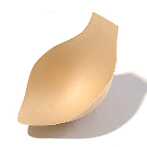 Preisvergleich Produktbild Silverdee Bulge Cup Transge Schwamm Cup Enhancer Männer Unterwäsche Slips Sexy Bulge Penis Pouch Pad Magie Gesäß Abnehmbare Push-Up Cup-Haut Farbe-1 Größe