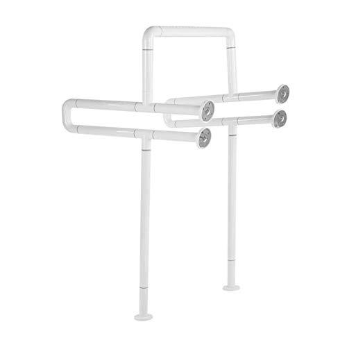 Toilette Handlauf Anti-Rutsch-Waschraum-Barrierefreie Sicherheitsgrabbar-Bar-Edelstahl-Urinal-Handlauf-Badezimmer-Sicherheitszubehör für ältere Kinder persönlichen Gebrauch
