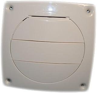 Cata LHV 225 - Ventilador (Plata, 45W, 230 V, 28.5 cm, 10.9 cm, 28.5 cm)