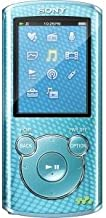 Sony NWZ-E463 4 GB Walkman MP3 Video Player (BLUE) (Discontinued by Manufacturer)