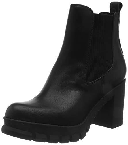 Buffalo Damen Majesty Mode-Stiefel, Black, 39 EU