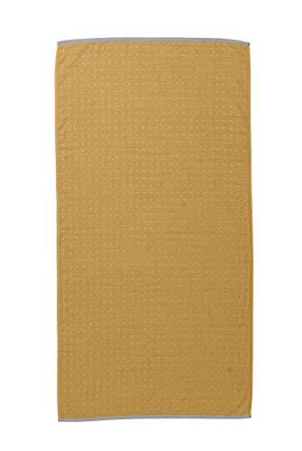 Ferm Living Sento Bath Towel - Mustard