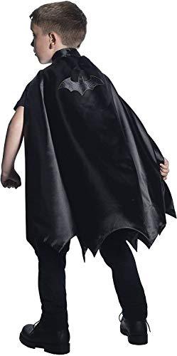 Rubie's Costume DC Superheroes Batman Deluxe Child Cape Costume