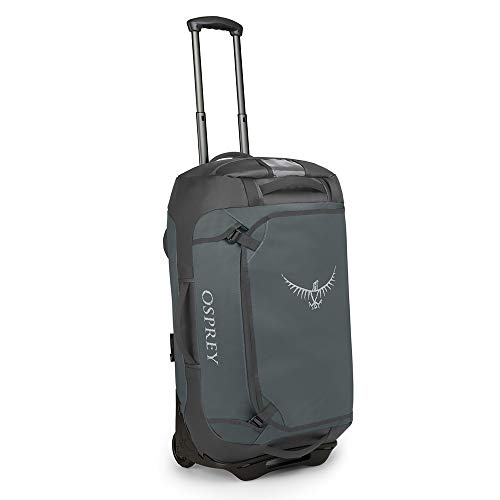 Osprey Europe Unisex-Adult Rolling Transporter 60 Backpack, Pointbreak Grey, O/S