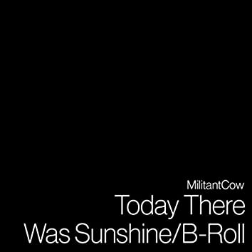 Today There Was Sunshine / B-Roll