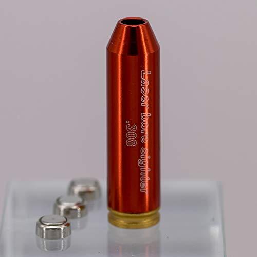 MAYMOC calibro .308 cartuccia Laser Bore Sighter collimatore