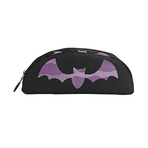 Montoj - Estuche organizador para bates de Halloween, color morado