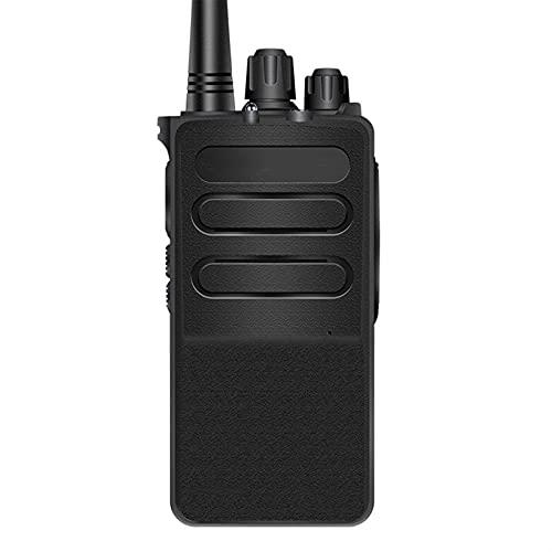 HJWL Walkie Talkie Radios De Dos Vías De Radio Comunicación 16CH Transceptor Portátil con El Aire del Auricular BF-898