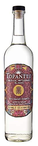 Topanito TOPANITO Mezcal Artesanal 100% Espadín (52% vol.) (1x700ml) (1 x 700ml)