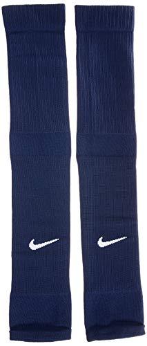 Nike U NK Squad Leg SLEEVE-EC20 Arm Warmer, Midnight Navy/(White), L/XL