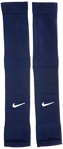 Nike U NK Squad Leg SLEEVE-EC20 Arm Warmer, Midnight Navy/(White), L/XL