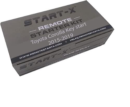 Start-X Remote Starter for Toyota Corolla 2014-2019 Key...