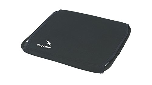 Easy Camp Camping Zubehör Organizer mit Tablet-Abdeckung - Bolsillos Sueltos para Mochila, Color Negro, Talla Standard