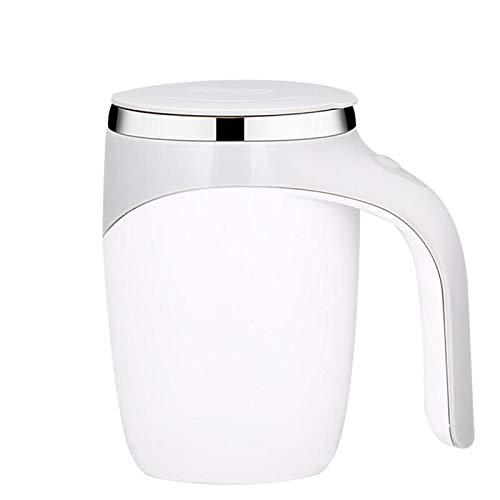 letaowl Taza de café automezclable, taza de café auto mezclable, taza de leche automezclable, para interior y exterior, oficina en casa