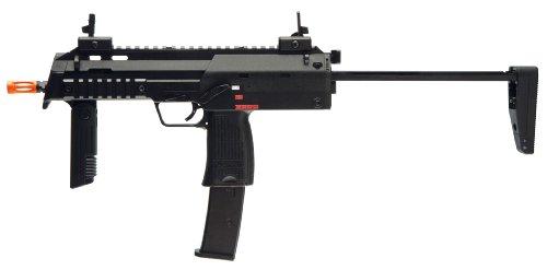 HK Heckler & Koch MP7 GBB Automatic 6mm BB Rifle Airsoft Gun, Black