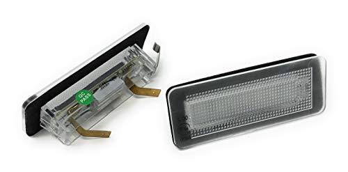 phil trade weiße LED SMD Kennzeichenbeleuchtung kompatibel für Smart 450 + 451